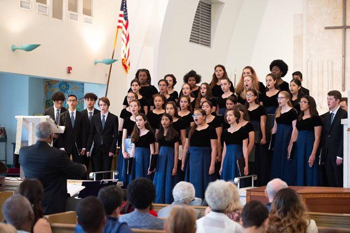 Wonderful concert yesterday by Mia Childrens Chorus Adv...