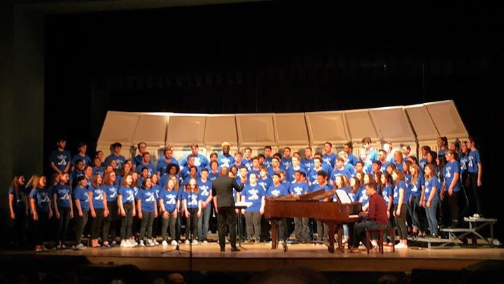 It was a great honor to conduct Virginia's District 13 ...